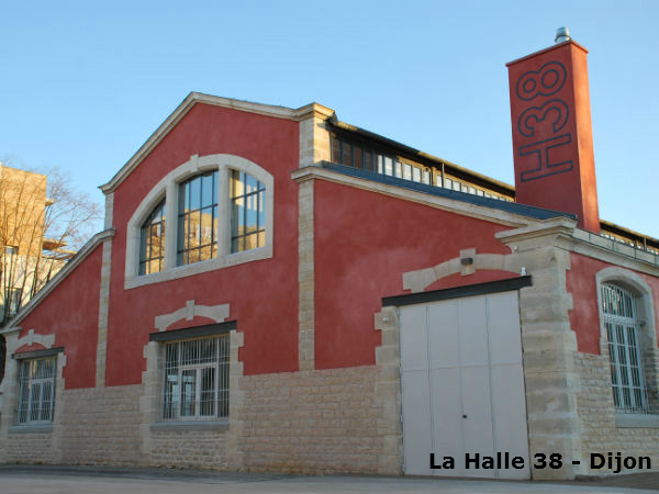 Hall 38 - dijon SPLAAD