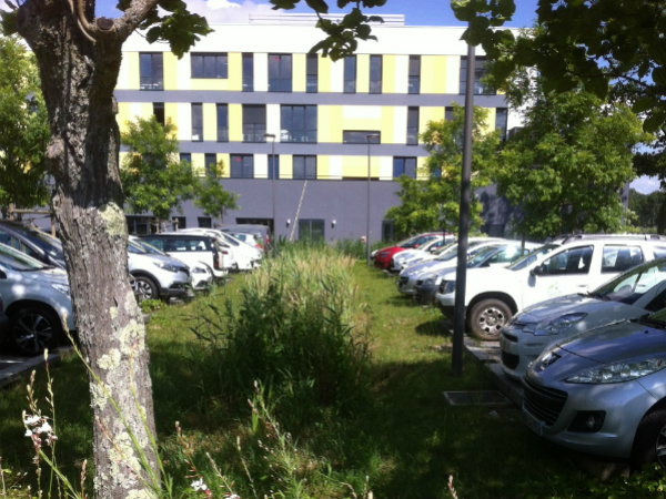 TAE agronov Bretenière parking SPLAAD